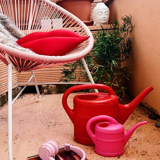 Outdoor Watering Cans